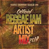Reggae Jam 2014 - Official Artist Mix [Blessed Love Sound x Sensi Movement]