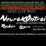 DJ LEPRE - KGB - 22 MAYO 2014 * DRUM & BASS - HARDTEK *