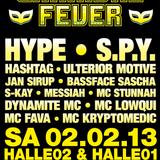 Dj Hype & Dynamite @ Carnival Fever 2013, Heidelberg