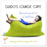 Guido's Lounge Cafe Broadcast 0213 Chill Platz (20160401)