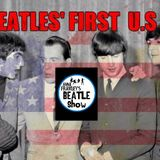 The Beginning of the British Invasion 55 years ago on Anna Frawley's Beatle Show.