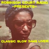 [GROWN & SEXY SAT] ''CLASSIC'' SLOW JAMS [LADIES EDITION]