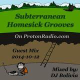 Proton Guest Mix, 2014-10-12