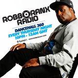 DANCEHALL 360 SHOW - (18/12/14) ROBBO RANX