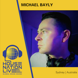 Michael Bayly [SYD] #19 - HouseNation.live - TECH HOUSE GROOVES