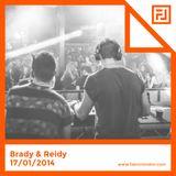 Brady & Reidy - FABRICLIVE x 02:31 Mix