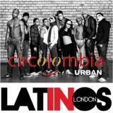 CIRCOLOMBIA @ ROUNDHOUSE LONDON * CALI STYLE