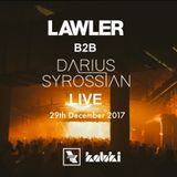 Steve Lawler B2B Darius Syrossian - Live At The Warehouse Project (Manchester) - 29-Dec-2017