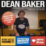 Dean Baker - Facebook Live Covid19 Old Skool Mix (Better Days v Warehouse90)