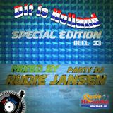 Dit Is Holland - Party Mix 33 ( Special Edition ) By Party Dj Rudie Jansen
