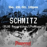 Schmitz DJ Set @ Pimpernel Munich 26-01-2017 P1
