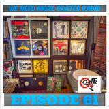 We Need More Crates Radio- Episode 61 - beastie boys, De la Soul, Akrobatic, Heavy D, Fat Boys, Del