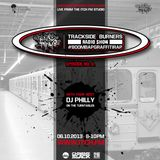DJ Philly - Trackside Burners 8 - ITCH FM (06-OCT-2013)