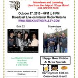 Exit 22, Stereotype and Introducing Foxxy Roxxy on Rocking the Valley 10/20/2015
