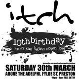 Itch mix vol 18: Paul Thornton