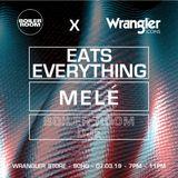 Melé – Live @ Boiler Room London x Wrangler icons – 07.03.2019