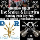 The Rock Out 24th July 2017 with Thunder On The Left LIVE