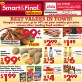 The Brozone- Smart and Final 7-27-14