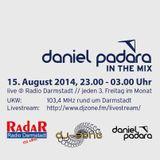 Daniel Padara @ DJ-Zone (August.2014)