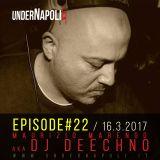 Episode #22 Maurizio Marengo aka DJ Deechno