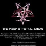 The Keep it Metal show 3-3-20