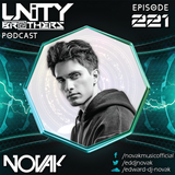 Unity Brothers Podcast #221 [GUEST MIX BY NOVAK]