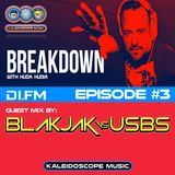 DI.FM - Episode #3 - Breakdown With Huda - Guest Mix by United States Beat Squad & Blakjak