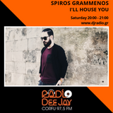 Spiros Grammenos [SpirosG] - I'll House You Episode 3 (Radio Deejay 97.5 Mix) [15/12/2018]