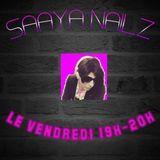 Saaya Nailz Live Set 11 @ Electro Zone Radio 2017-08-11