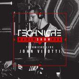 TRS054 Techniche Live: John Vilotti