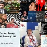 The Jazz Lounge on K107fm Community Radio with Grace Black 14th January 2018