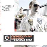 Pacho & Pepo on Cloning Sound radio show :: 137