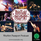 Rhythm Passport On Air - August