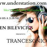 Podcast Trancesonico009-3-4-2015-Mixed By Ayelen Bilevicius Pres DJk3nshin by UnderStationRadio