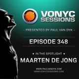 Paul van Dyk's VONYC Sessions 348 - Maarten de Jong