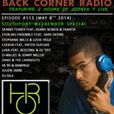 BACK CORNER RADIO: Episode #113 [#SPW SPECIAL] (May 8th 2014)