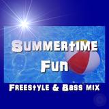 Summertime Fun Freestyle Mix (June 20, 2019) - DJ Carlos C4 Ramos