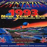 Seduction Fantazia 'New Years Eve' 31st December 1992