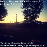 Deep House Mix Winter 2012 - André Gabriel