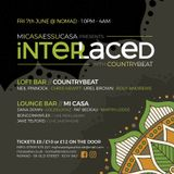 Urel B in the Mix - Special Mix for inTeRLaceD ~ Mi Casa with Country Beat  June 2019