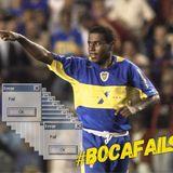 #BocaFails: Baiano, de expectativa a realidad