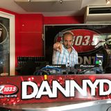 DJ Danny D - Wayback Lunch - Oct 27 2017 - Eurodance / Halloween / Reggae