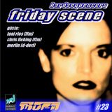 Hardsequencers Friday Scene // Chris Liebing (FFM) // Toni Rios (FFM) // Merlin (D) // 18.07.1997