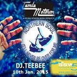 northern & motown mix jan 10 2015 by DJ.TEEBEE
