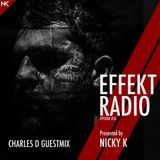 Effekt Radio Episode 026: Charles D Guest Mix