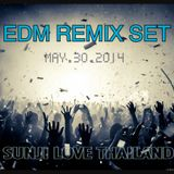 EDM REMIX SET [NONSTOP MIX] SUNJI LOVE THAILAND