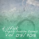 dj Ufuk - fresh house tunes vol. 07/2018