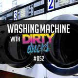 KAZUYA DE JONG - WASHING MACHINE #052 [Dirty Ducks Guest Mix]