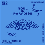 Soul in Paradise w/ Jamma Dee - 8th March 2018