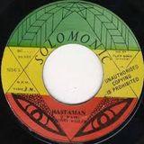 "Bunny Wailer - Rastaman / Version (Solomonic / Dub Store Japan 7"")"
